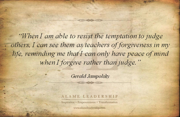 AL Inspiring Quotes: On Judging Others | Alame Leadership ...