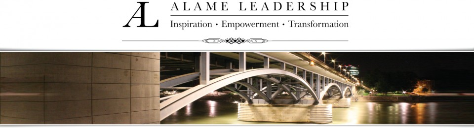 Alame Leadership | Inspiration | Personal Development
