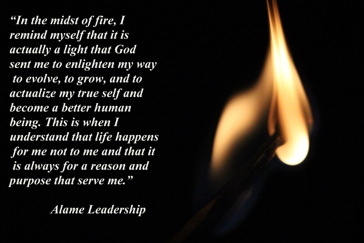Quote For Life Al Inspiring Quote On Challenges In Life  Alame Leadership