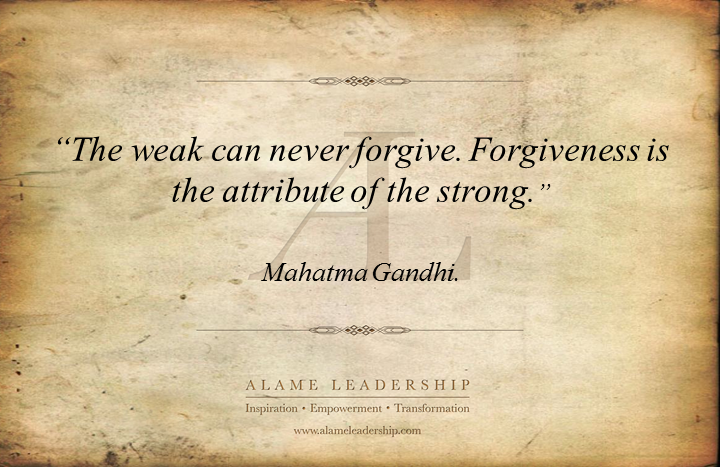 AL Inspiring Quote On Forgiveness