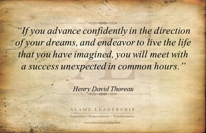 al inspiring quote on determination alame leadership