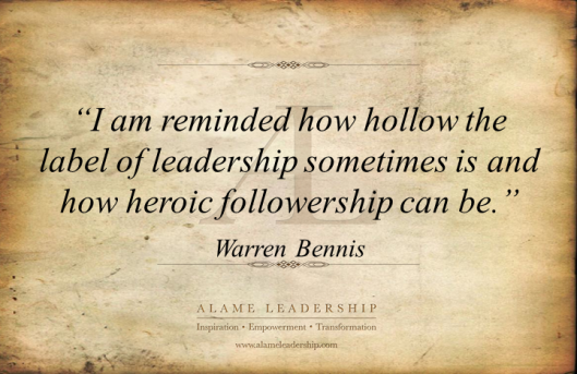 AL Inspiring Quote on Leadership 7