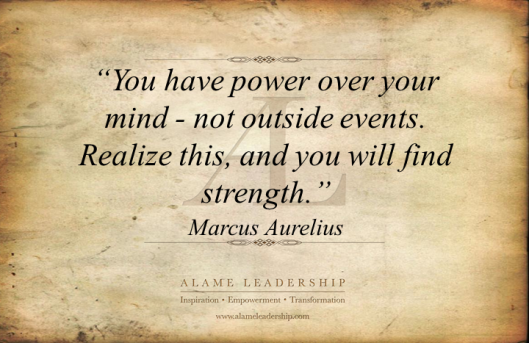 AL Inspiring Quote on Self Power