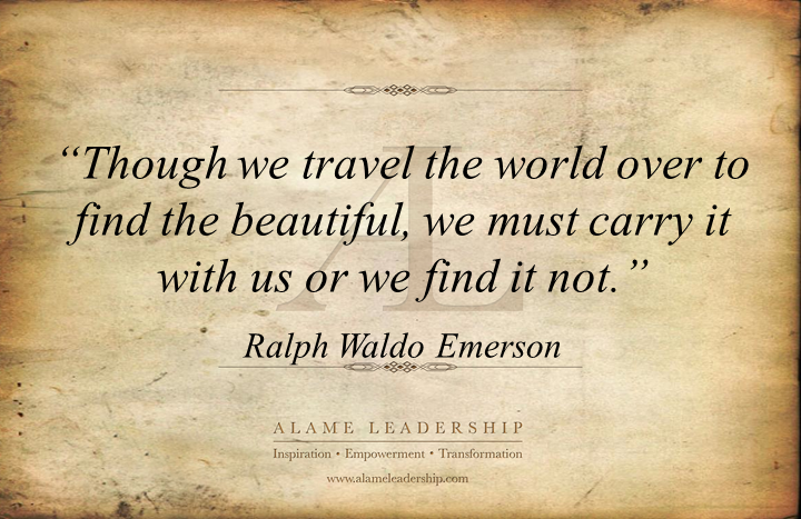 Quotes About Inner Beauty Enchanting AL Inspiring Quote On Inner Beauty And Love Alame Leadership