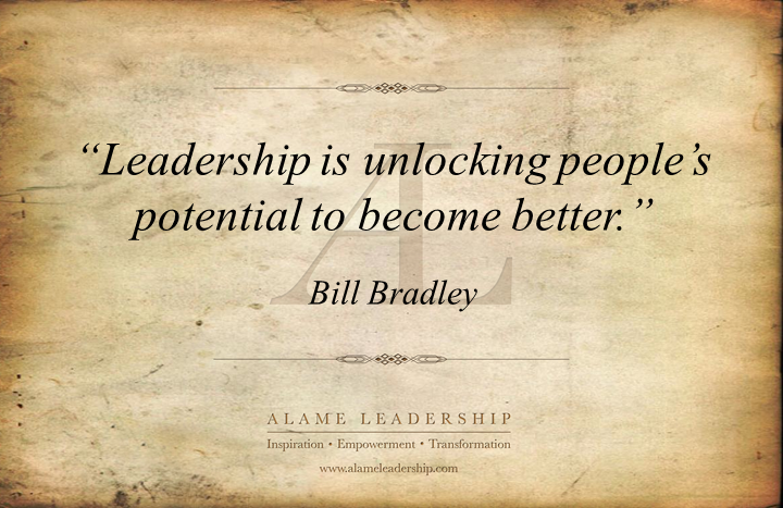 AL Inspiring Quote on Leading People | Alame Leadership | Inspiration ...