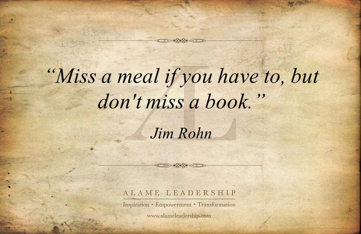 AL Inspiring Quote on Reading | Alame Leadership | Inspiration ...