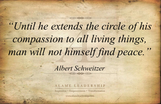 AL Inspiring Quote on Compassion 2