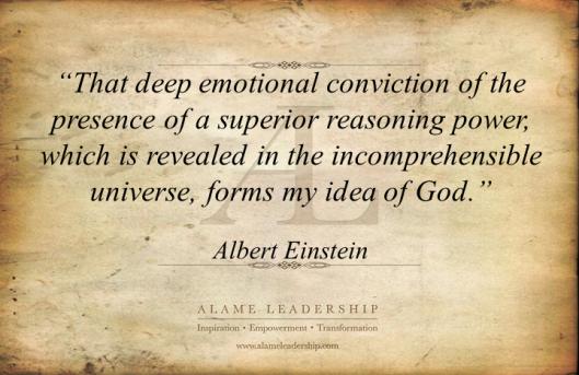 AL Inspiring Quote on God