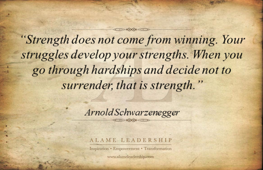 AL Inspiring Quote on Inner Strength 2
