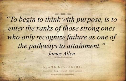 AL Inspiring Quote on Purpose 2