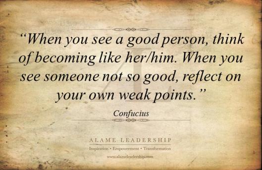 AL Inspiring Quote on Self Development
