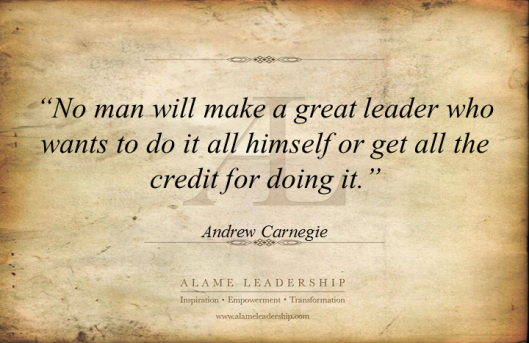 AL Inspiring Quote on Leadership 9