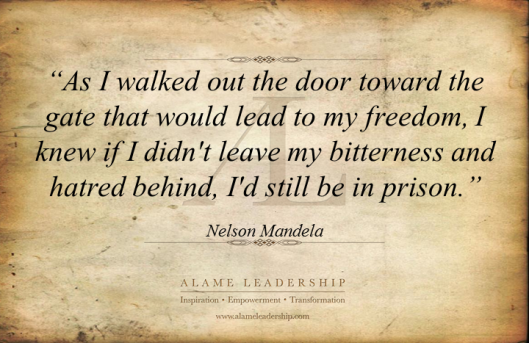 AL Inspiring Quote on Renouncing Hatred