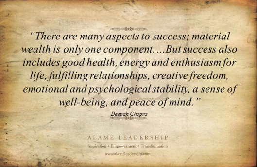 AL Inspiring Quote on Success 5