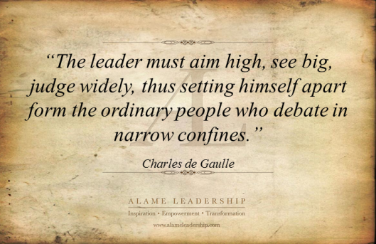 AL Inspiring Quote on Leadership 11