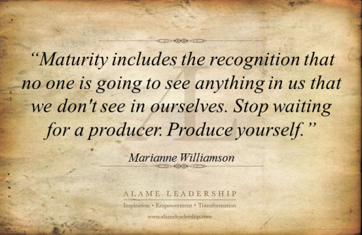 AL Inspiring Quote on Self Responsibility 3