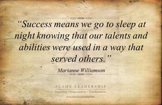 AL Inspiring Quote on Success 6