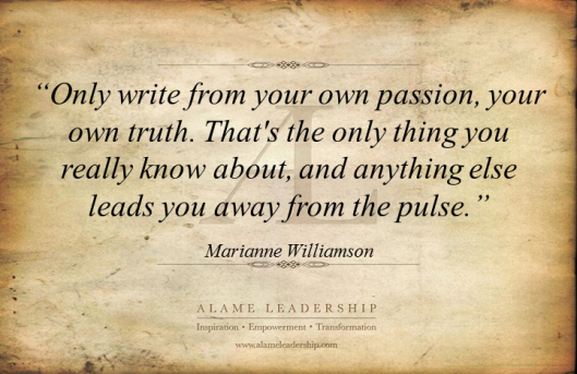 AL Inspiring Quote on Truth and Love