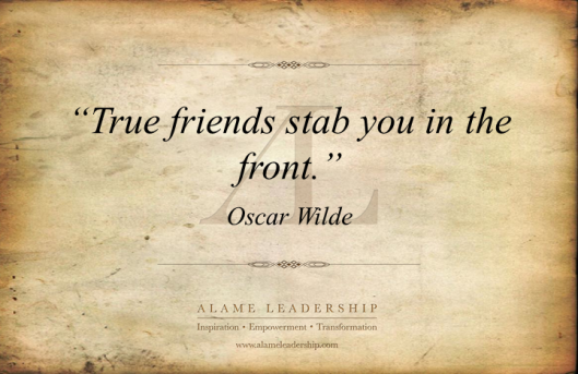 AL Inspiring Quote on Friendship 2