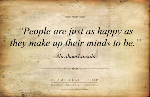 AL Inspiring Quote on Happiness 5