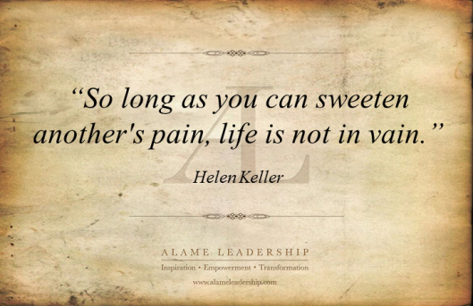 AL Inspiring Quote on Serving Others 3