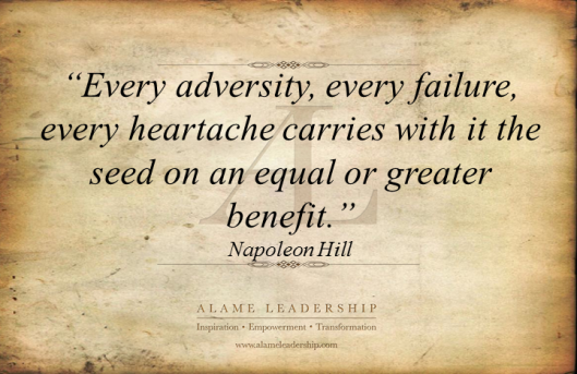 AL Inspiring Quote on Adversity 3
