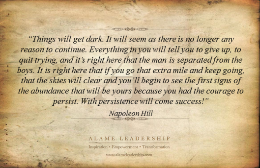 AL Inspiring Quote on Persistence 3