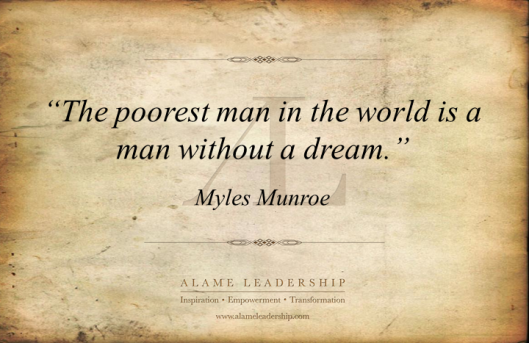 AL Inspiring Quote on Dreaming