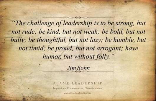 AL Inspiring Quote on Leadership 16