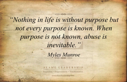 AL Inspiring Quote on Purpose 5