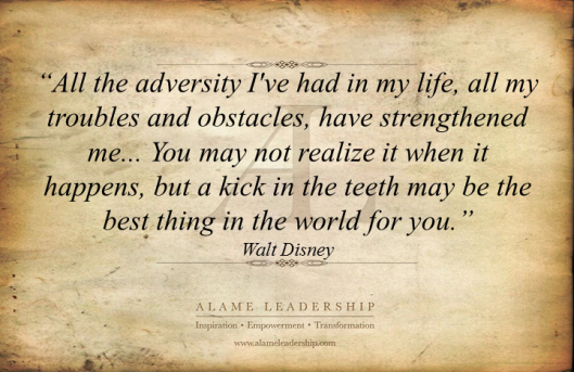 AL Inspiring Quote on Challenges 2