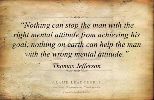 AL Inspiring Quote on Attitude 4