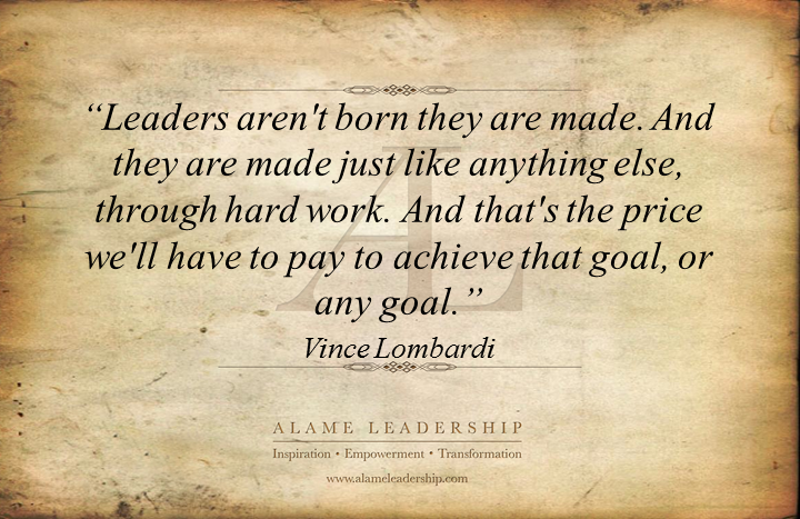 Al Leadership Quotes Alame Leadership Inspiration Personal