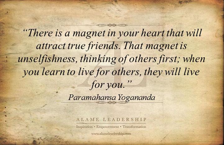 Quotes On Loving Others Mesmerizing Paramahansa Yogananda's Week AL Inspiring Quote On Loving Others