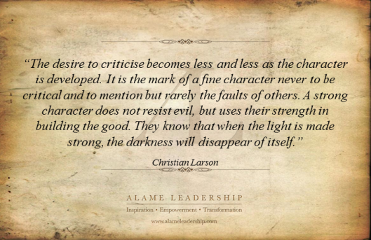 AL Inspiring Quote on Character 5