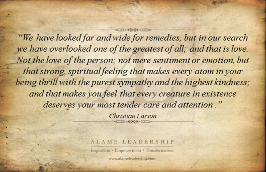 AL Inspiring Quote on Love 15