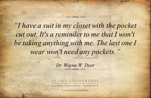 AL Inspiring Quote on Life