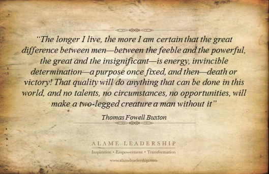AL Inspiring Quote on Determination 2