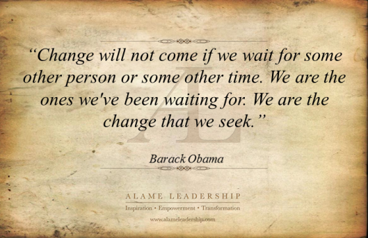 AL Inspiring Quote on Change 4