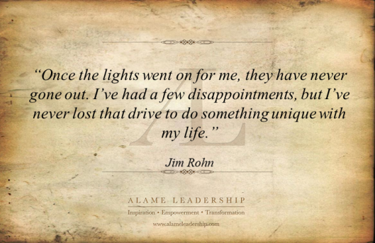 AL Inspiring Quote on the Power of Inspiration
