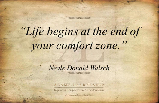 AL Inspiring Quote on Taking Risks