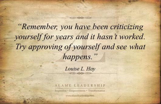 AL Inspiring Quote on Self Compassion