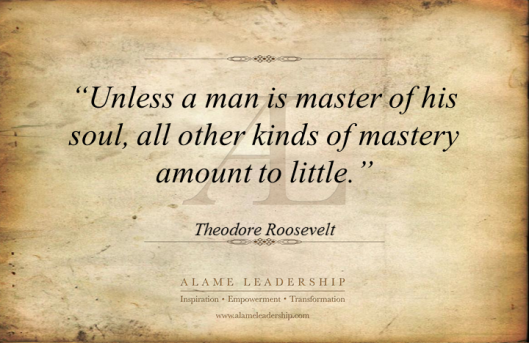 AL Inspiring Quote on Self Mastery 2